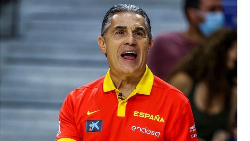 """Scariolo: """"Me duele que el Unicaja no esté en la Eurocup porque igual podría volver a casa"""""""