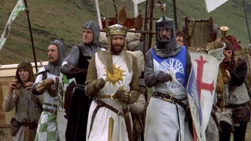 El musical de 'Spamalot', la película de los Monty Python, ya está en marcha
