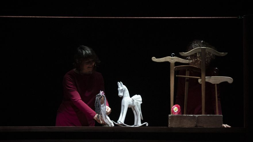 La Canica acerca en el Cuyás el mito de Orfeo a los escolares grancanarios