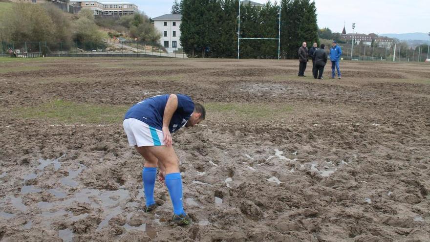 """El PSOE critica el """"cerrojazo"""" del PP y Cs respecto al campo de rugby"""