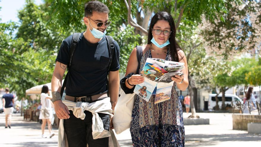 Casos en los que el uso de la mascarilla es obligatorio en Ibiza