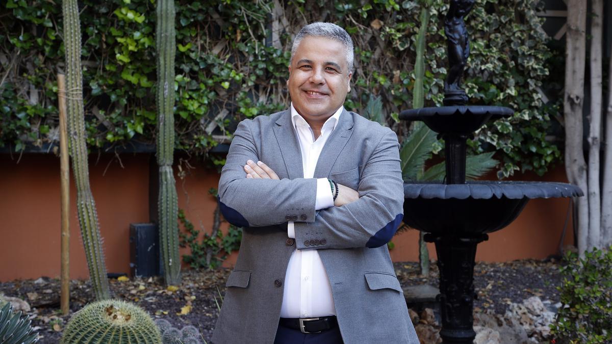 Eduardo Montero, director financiero de Hidraqua.