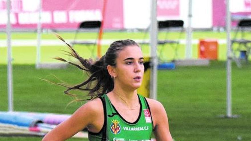 La mallorquina Daniela García debuta hoy en el Europeo indoor con las clasificatorias del 800