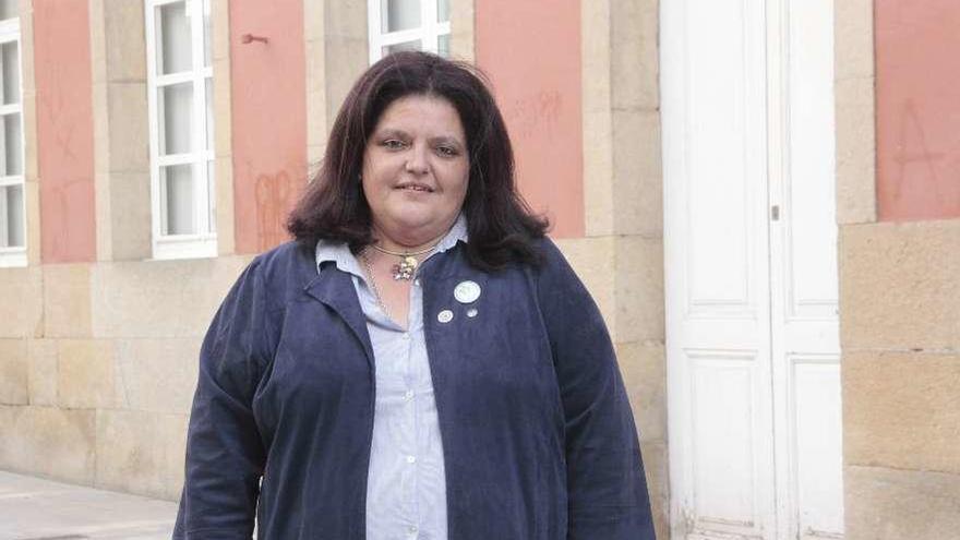 """Carmen Santos: """"Necesitamos la implicación de todos para poder cubrir completamente el recorrido"""""""