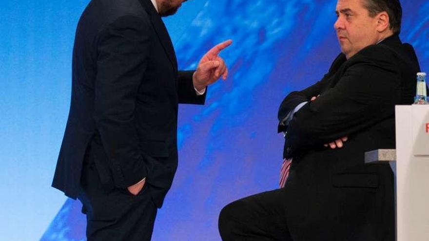 Las críticas llevan a Schulz a renunciar a ser el nuevo ministro alemán de Exteriores