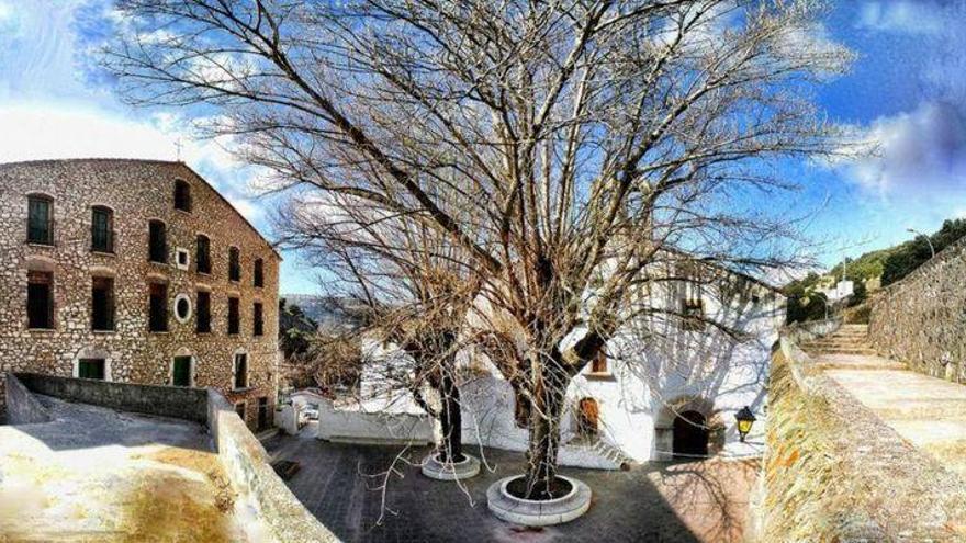 La historia del agua milagrosa de L'Avellà en Catí