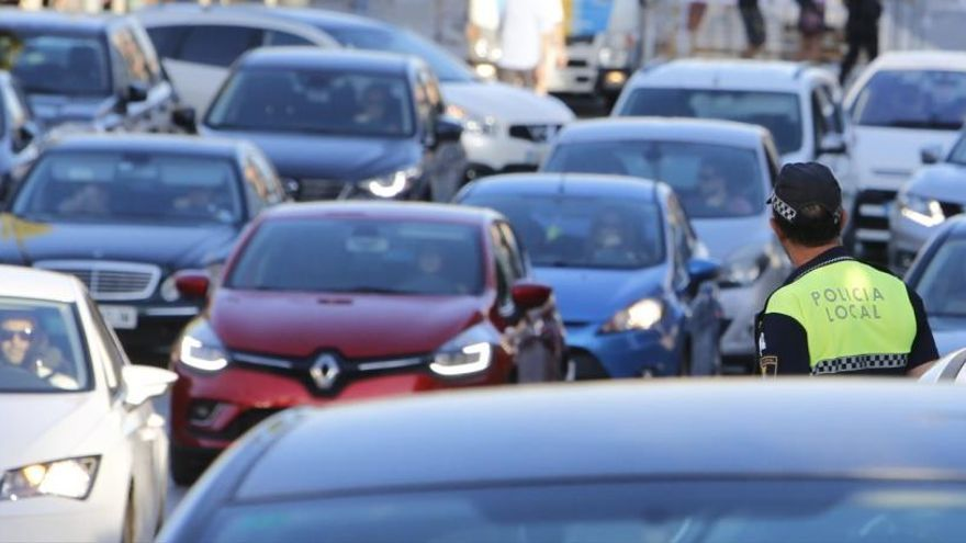 Licitan el proyecto para mejorar el tráfico en Alicante con 140 nuevas cámaras