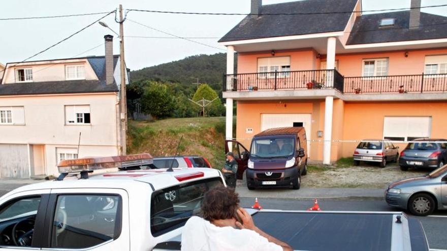 Un hombre mata a su mujer de dos disparos en A Coruña