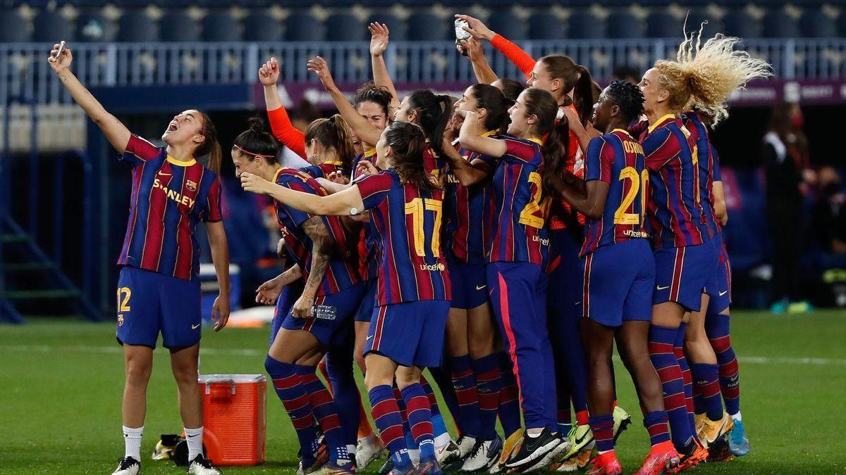 Cómodo sorteo en la Champions para el Barça femenino