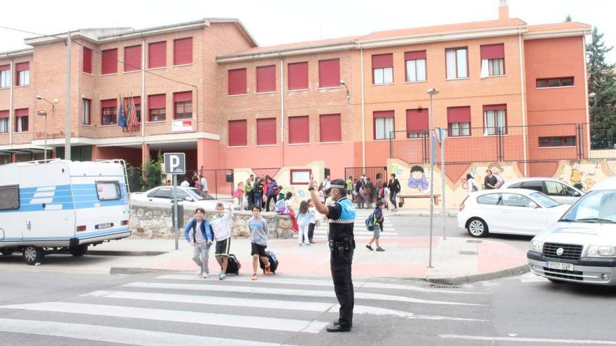 La DGT controlará esta semana el transporte escolar en Zamora