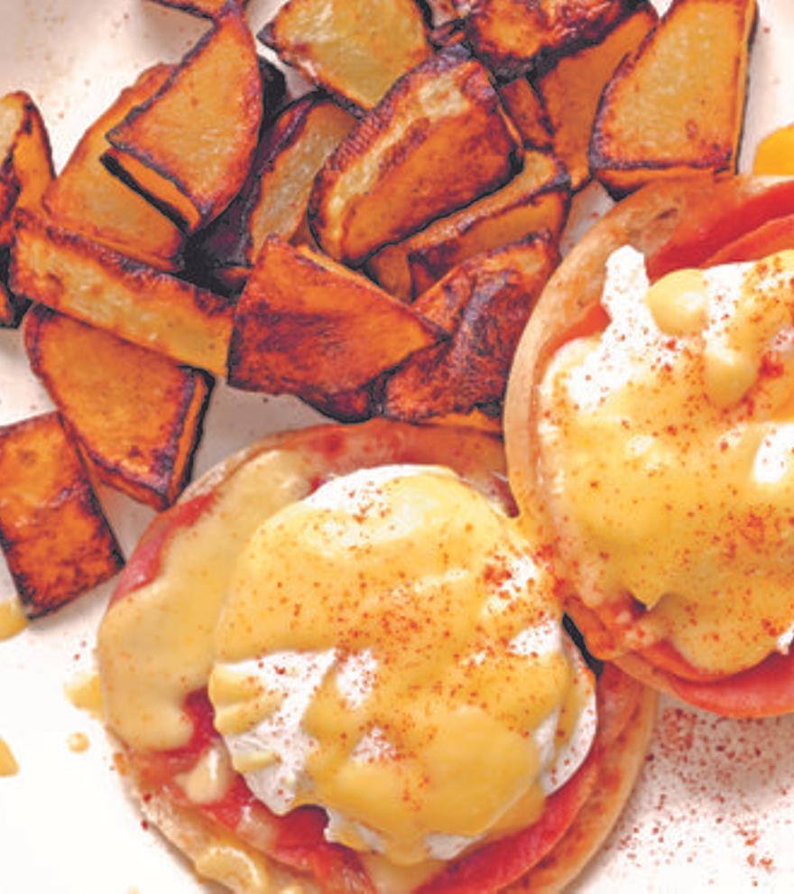 Cómo preparar unos huevos Benedict al estilo de Nueva York