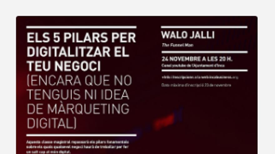 Incabusiness 2020: Walo Jalli