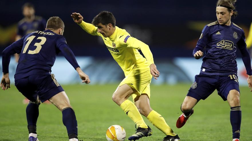 Directo   El Villarreal, a las semifinales de la Europa League (2-1)