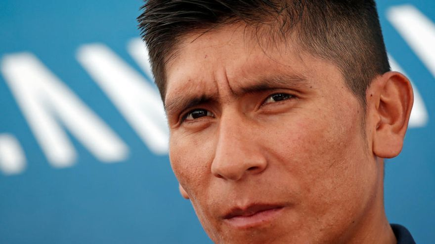 Nairo Quintana liderará un compacto Arkéa en el Tour