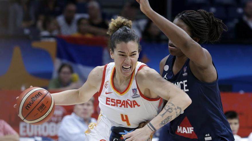 España liquida a Francia y gana su cuarto Eurobasket