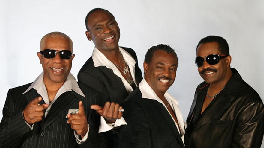 La formación Kool & The Gang actúa en Gran Canaria Arena el 7 de diciembre