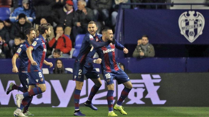Copa del Rey: Levante - Barcelona