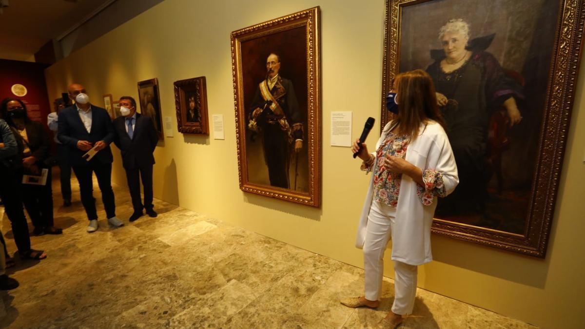 La exposición se ha inaugurado este miércoles en el Museo de Zaragoza.