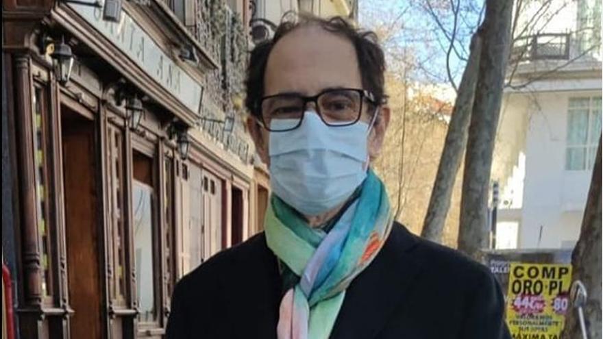 El actor Jordi Sánchez sale del hospital tras superar la Covid-19
