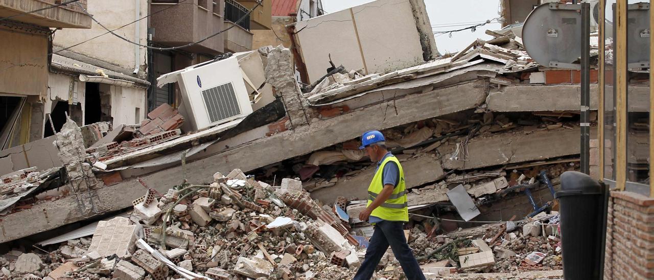 El terremoto que destrozó Lorca