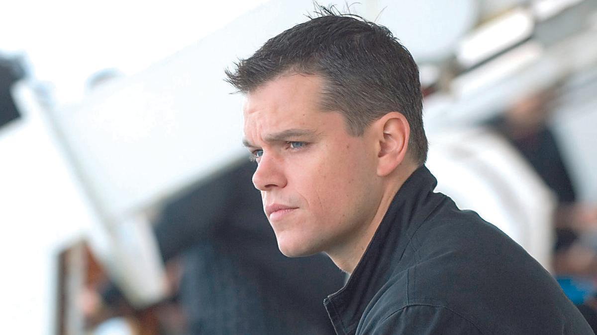 Matt Damon en una imagen de archivo.