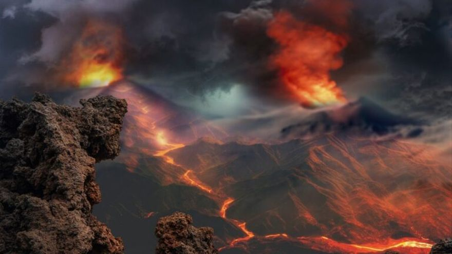 El oxígeno fue el culpable de la extinción de especies más grande en la historia de la Tierra