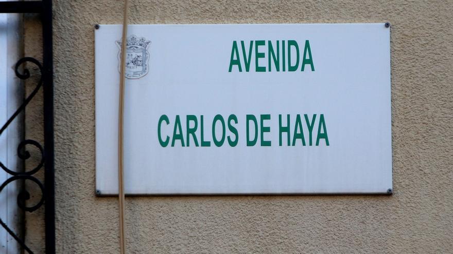 La Avenida de Carlos de Haya no se llamará Camino de Antequera