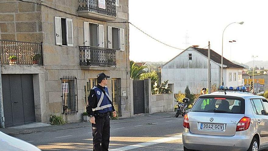La Policía realiza 800 controles con 334 sanciones en solo seis días