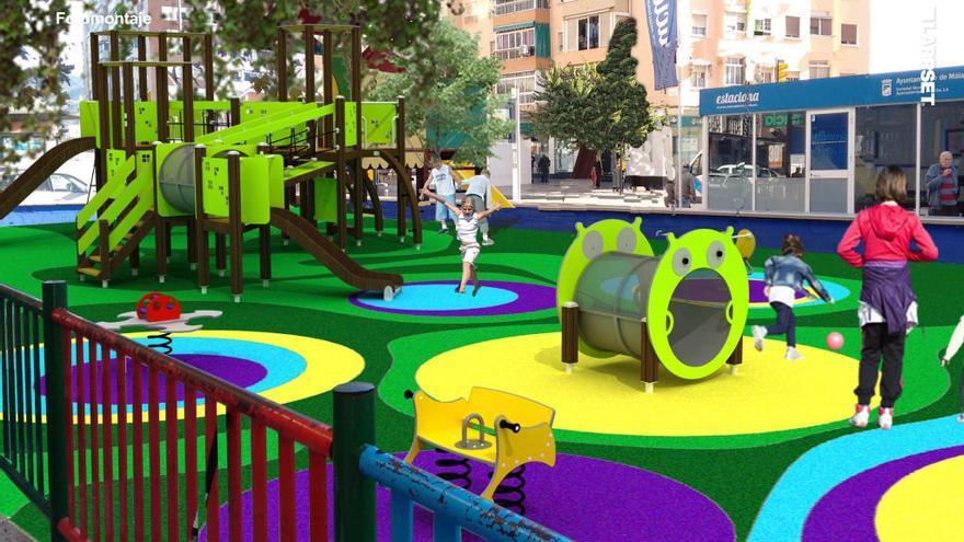 El Ayuntamiento construirá cinco parques infantiles nuevos y renovará quince