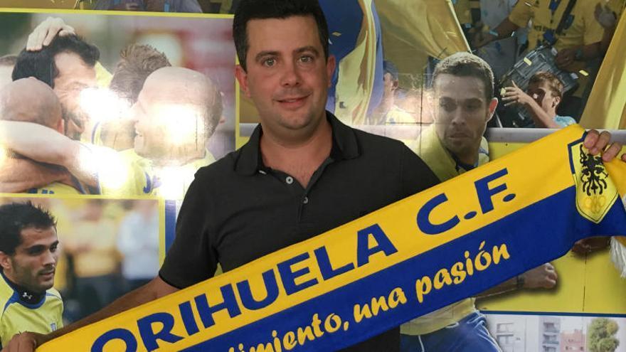 El Orihuela renueva al cuerpo técnico de Villafaina