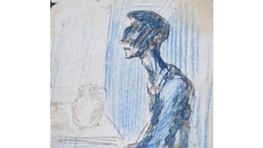 Sale a subasta un dibujo de Picasso desaparecido hace un siglo