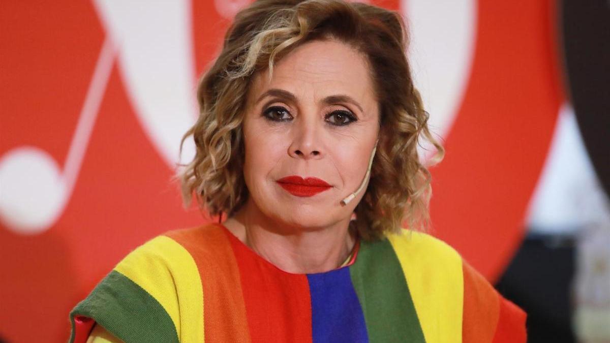 Agatha Ruiz de la Prada.