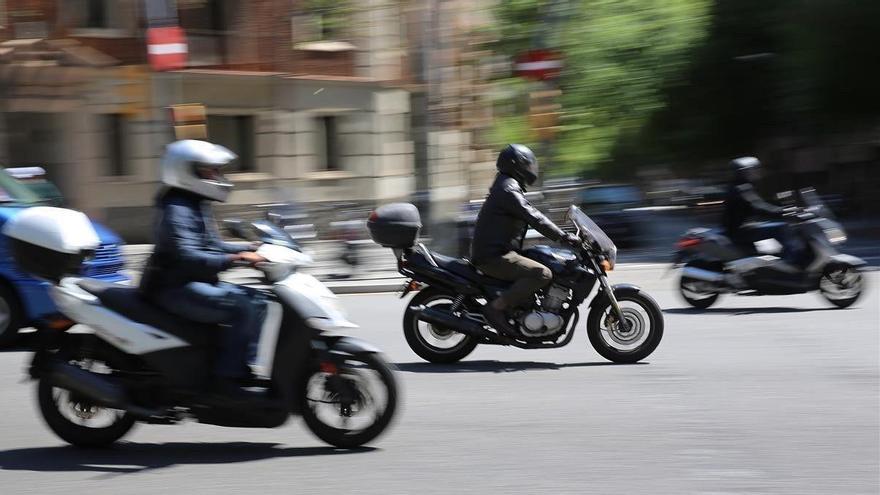 El mercado de motocicletas crecerá un 6,8% en 2021