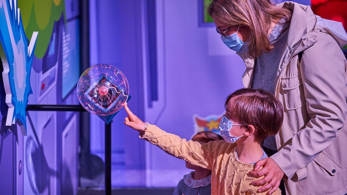 Exposición 'SuperThings', un ideal plan con niños en Madrid.