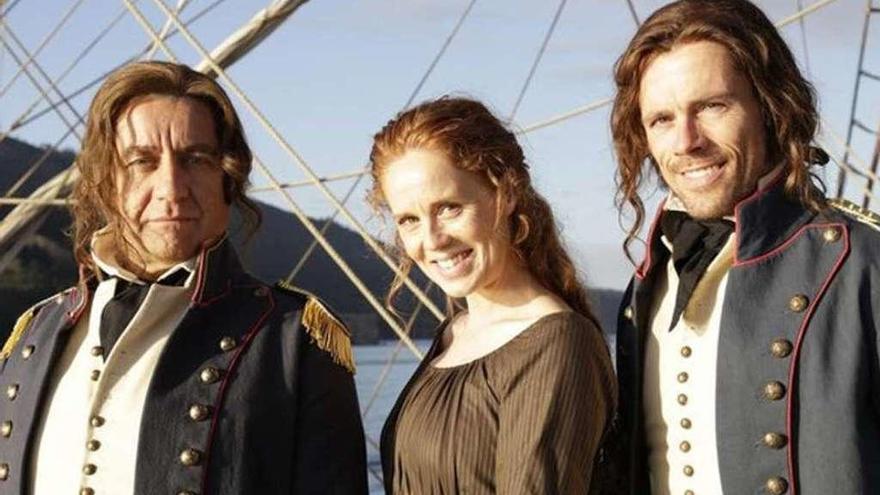 TVE estrena el próximo lunes su miniserie histórica '22 ángeles'