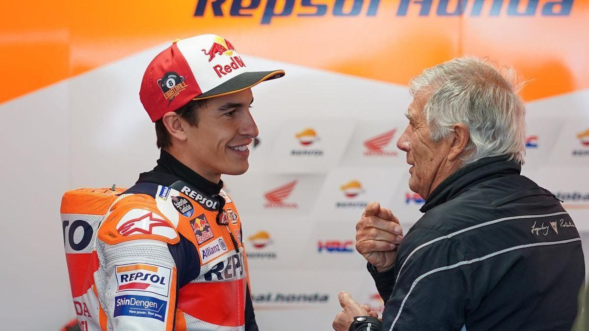 """Agostini: """"Márquez debe correr en Catar, pero prometer que acabará el último"""""""