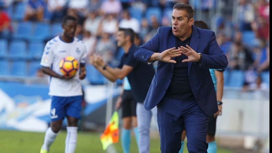 José Ramón Sandoval, nuevo técnico del Fuenlabrada