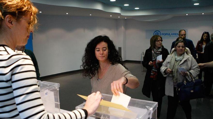 """Elecciones en el PP de Castilla y León: Mañueco """"golea"""" a Silván en Zamora con el 85% de los votos"""