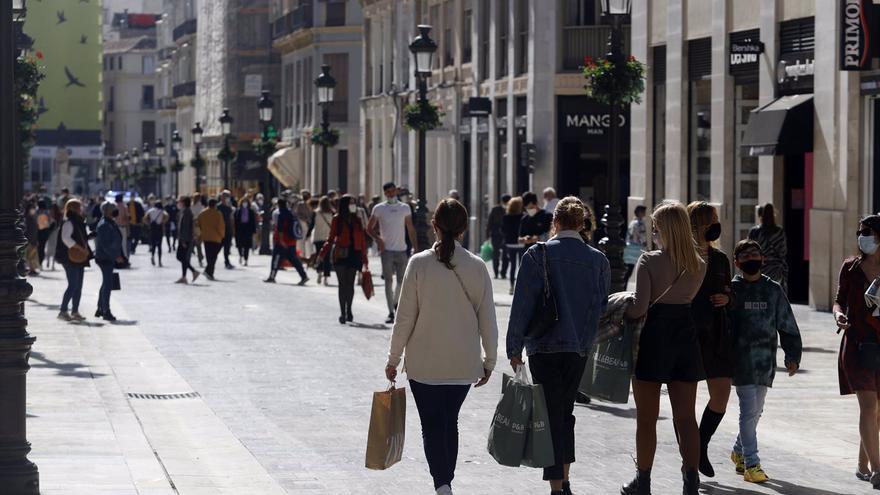 CCOO convoca una concentración el 15 de junio contra la apertura comercial ilimitada en Málaga