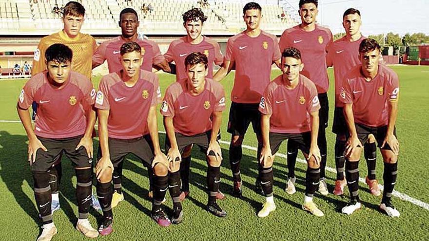 Pilotades | El Mallorca B derrota por 3-1 al Andratx