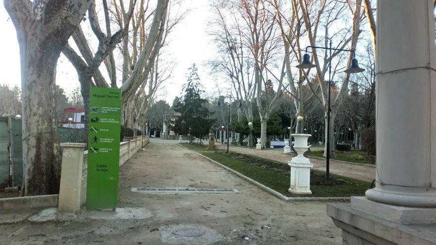 Detenido en Huesca después de robar en el Parque Bar y en un comercio próximo