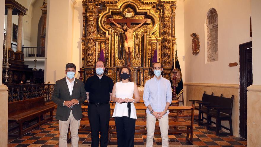 El Cristo de Zacatecas formará parte de una muestra de arte iberoamericano en España del Museo del Prado