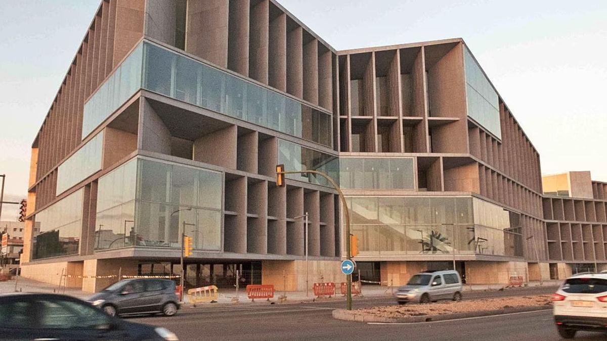El Palau de Congressos de Palma
