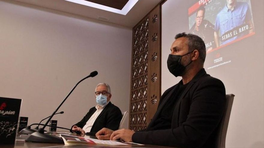 Siete cómicos extremeños actuarán en quince localidades de la provincia