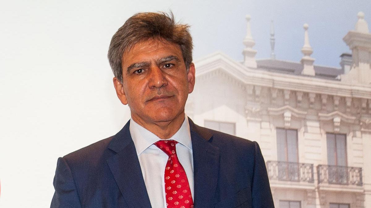 José Antonio Álvarez, vicepresidente y consejero delegado de Banco Santander.