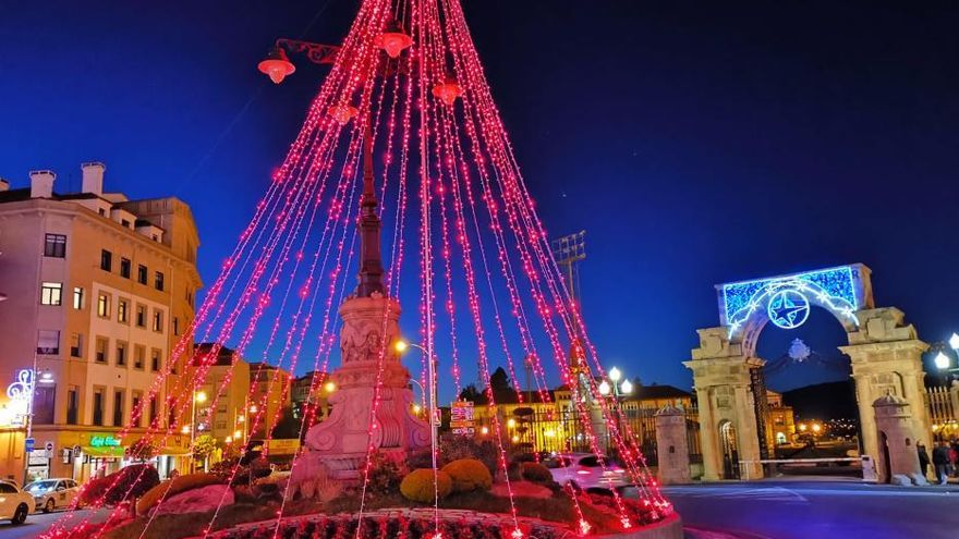 Navidad 2019 en Marín | Cantos y chocolatada para iluminar las fiestas