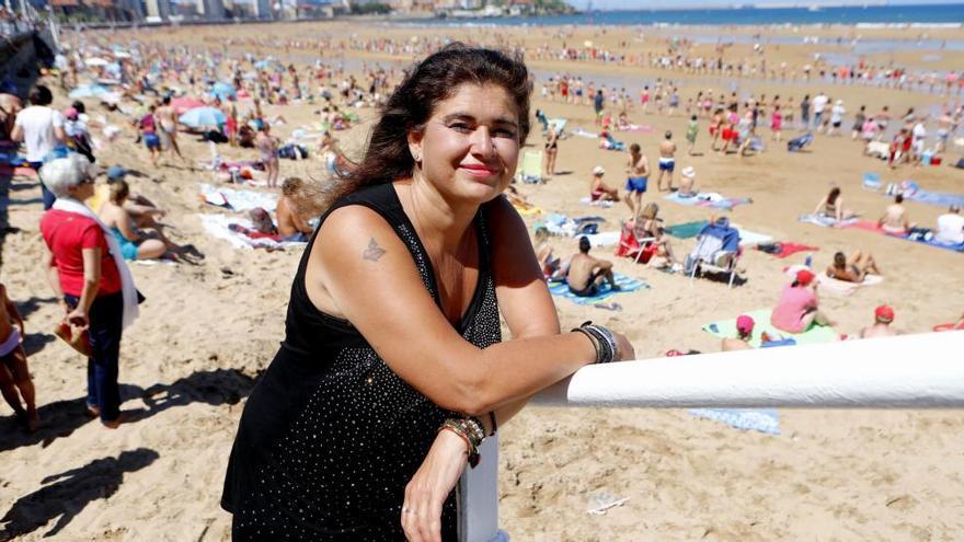 """Hablan los comensales de la polémica con Lucía Etxebarria: """"Sólo es verdad que la invitamos a irse de Gijón"""""""