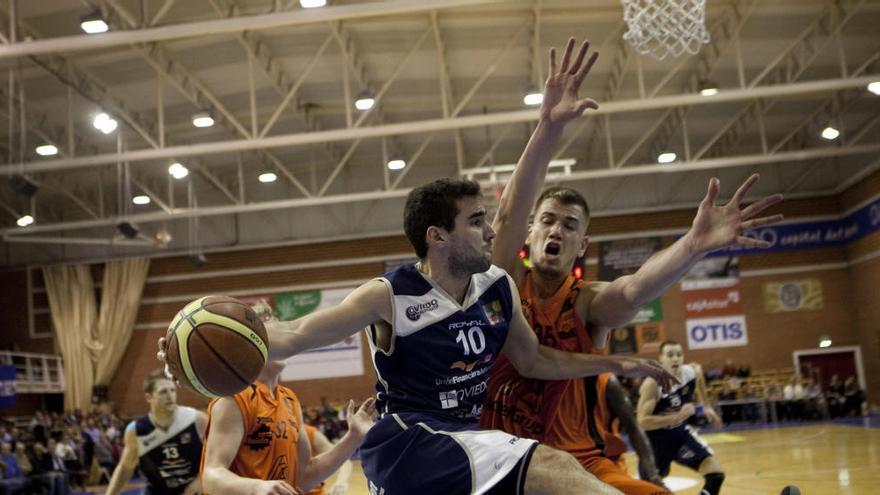 El exjugador del Oviedo Baloncesto Ferrán Bassas, el mejor de la última jornada en la ACB