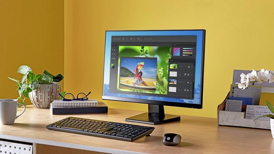 Mejora tu set de teletrabajo con los monitores HP y su 30% de descuento en las mejores ofertas del día
