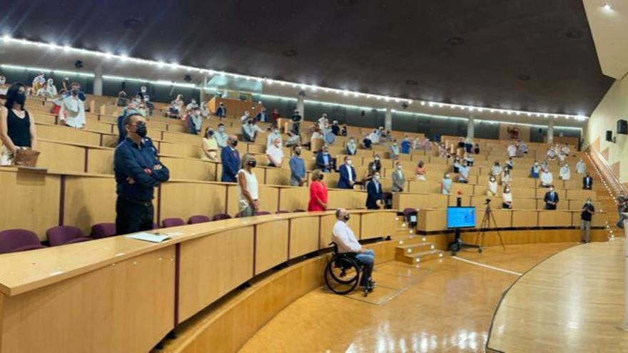 Más de 30 personas con discapacidad intelectual se gradúan en la UMH